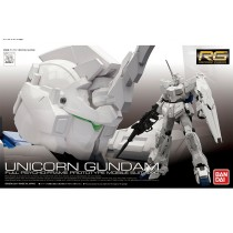 Gundam Unicorn LTD Package ED Bandai RG