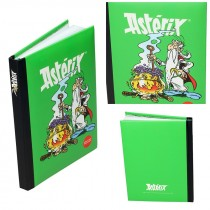 Asterix Cauldron notebook w/t light