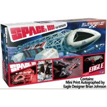 Space 1999 Eagle Special limited edition w/print