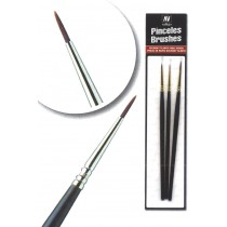 Brush Kolinsky Tajmir Painter set