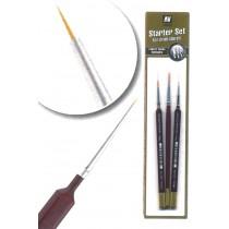 Brush Round Toray Starter set P15999