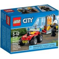 CITY® ATV dei pompieri