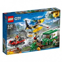 Lego City Rapina sul Fiume