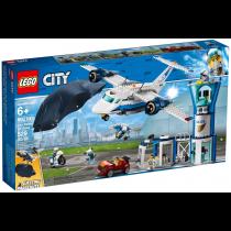60210 CITY Base della Polizia aerea