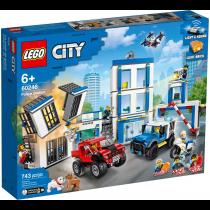 Lego 60246 CITY Stazione di Polizia