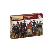 Waterloo (200 years) british & prussian gen.st