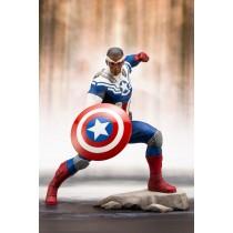 Captain America Sam wilson ARTFX + statue