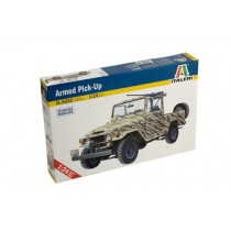 Armed Pick-up Italeri