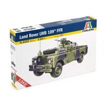 Land Rover LWB 109 Italeri
