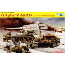 Pz.Kpfw.IV Ausf.G LAH Division (Kharkov 1943) by Dragon