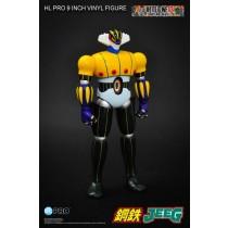 Kotetsu Jeeg Robot Vinyl Figure