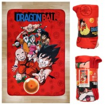 Dragon Ball Characters Polar Blanket