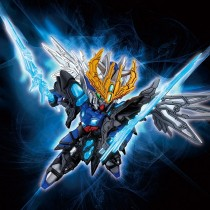 SD Sangoku Soket Cao cao Gundam Wing