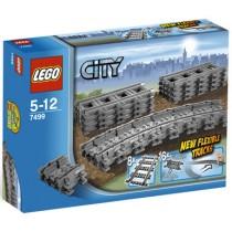 CITY Binari flessibili Lego