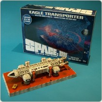 Space 1999 New Adam Ner Eve Die cast