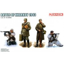 """Battle of Kharkov 1943"""