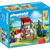 Playmobil Country Area di cura dei cavalli