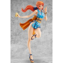 One Piece Pop Warr All Kunoichi Onami Statue