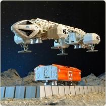 Space 1999 Breakaway Part 2 Eagle