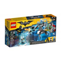 Mr Freeze Ice Attack Lego