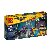 Catwoman Catcycle Chase Lego