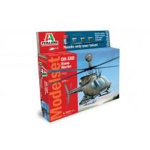 OH - 58D Kiowa model set
