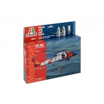 HH-60J U.S. Coast Guard model set