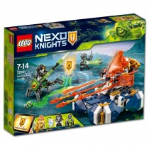 Lance's Hover Jouster Lego Nexo Nights