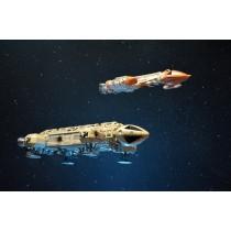 Space 1999 Wargames Eagle / Hawk set