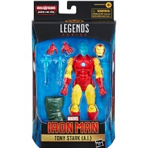 Marvel Legends Iron Man Action Figure Hasbro