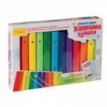 Giochi in legno Xilofono 12 note