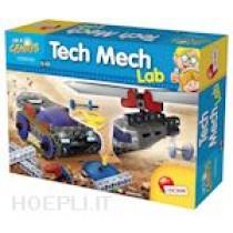 I am a Genius Tech lab elicotterie mezzi estremi Lisciani