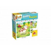 Baby Puzzle la fattoria