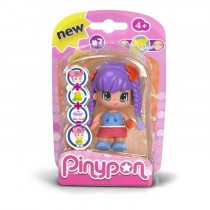 Pinypon serie 7 capelli violet by Famosa