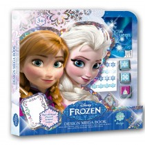 Frozen mega book