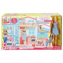 Barbie casa mobile Mattel