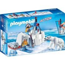 Esploratori con orsi Playmobil