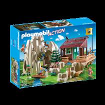 Rifugio degli scavatori Playmobil Action