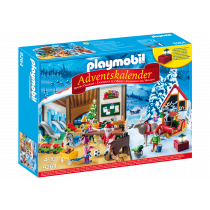 Adventar Calender Playmobil
