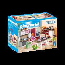 Grande cucina attrezzata Playmobil