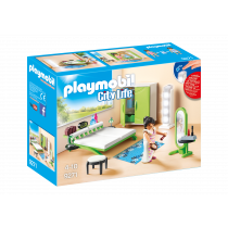 Camera da letto Playmobil City life