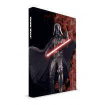 Star Wars Darth Vader notebook light and sound
