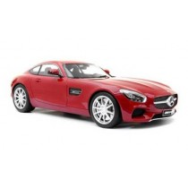 Mercedes Amg Gt 2014 Red 1:12