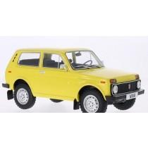 Lada Niva 1600 1981 Yellow 1:18