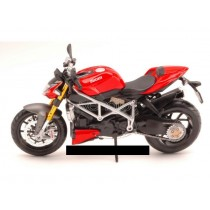 Ducati Mod.Streetfighter S Red 1:12