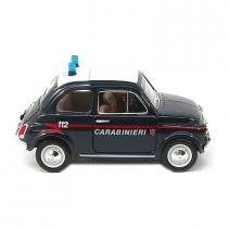 Fiat 500 Carabinieri by Burago