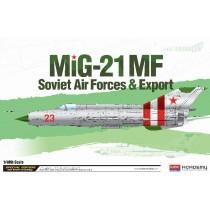 Mig 21 MF Soviet Airforce & Export