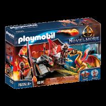 Addestramento dei draghi di Burnham by Playmobil