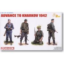 Advance to Kharkov 1942