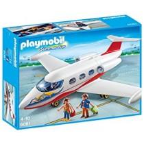 Aereo da turismo Playmobil